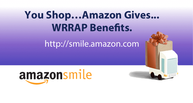 WRRAP & AmazonSmile